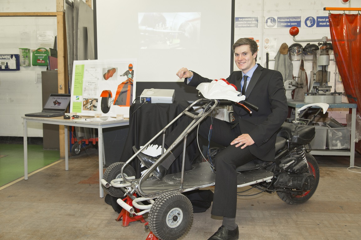 engineering project day 2015 havant south downs college hsdc