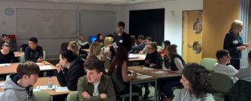 Life Skills Event at South Downs College