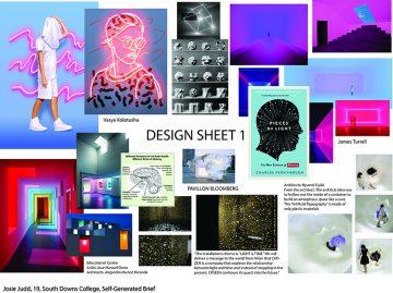 Josie Judd Design Work
