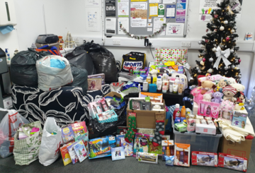 Donations for Stop Domestic Abuse