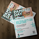 Pamper Day Poster
